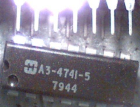 ABQ Techzonics ANALOG/LINEAR OPERATIONAL AMPLIFIERS (OPAMPS ICs)