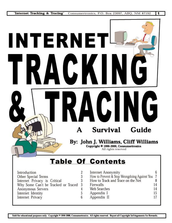 Abq techzonics booksmanualsebookssoftware sales internet tracking tracing fandeluxe Gallery