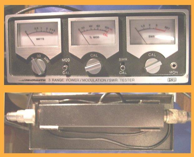 Abq Techzonics Rf Microwave Radar Test Equipment Meters