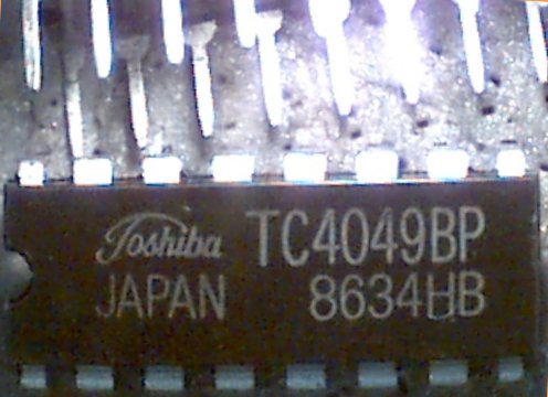 ABQ Techzonics CMOS 40xxx, 45xxx SERIES DIGITAL ICs