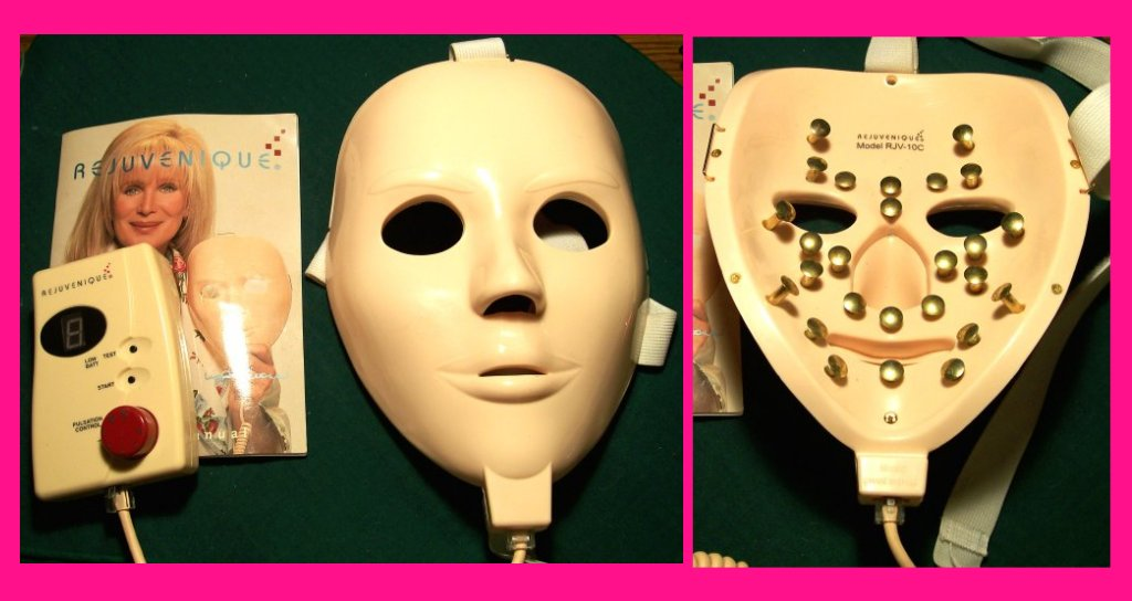 Understand Electrical facial muscle stimulation