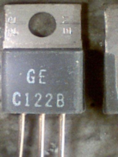 ABQ Techzonics Collectible Electronics,Antique Electronics,Gold
