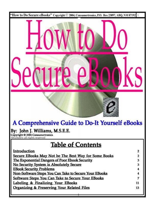 ABQ Techzonics Books,Manuals,eBooks,Software Sales