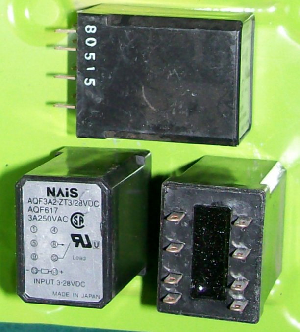Abq Techzonics Switches Relays Actuators Solenoids Fuses