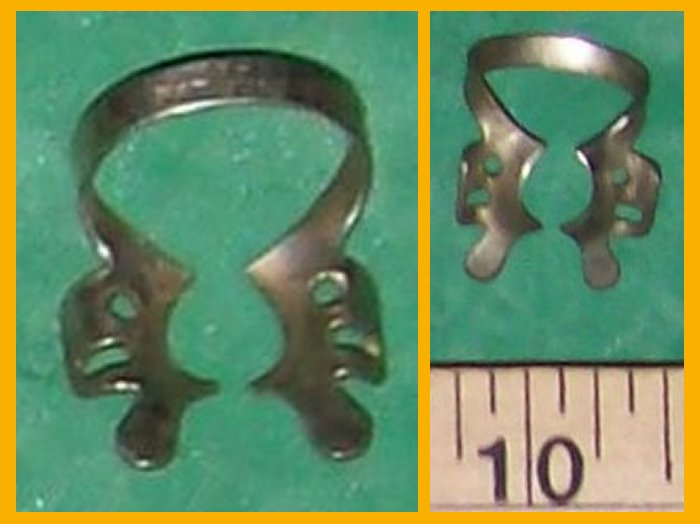 Open-Minded Vintage Ring 1950s-1960s Turquoise Glass Flower 2 Post Free Outstanding Features unusual- estate
